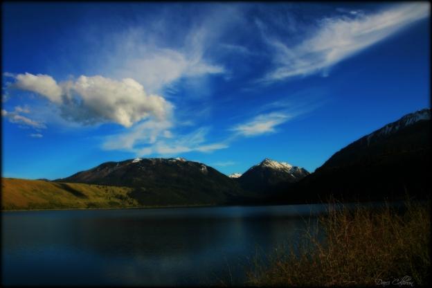 Wallowa Lake by Darci Calhoun